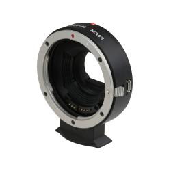 Bague AF optique Canon EF sur boitier Micro 4 3