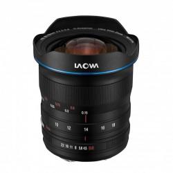 Zoom grand angle Laowa 10-18mm F4.5-5.6 Nikon Z