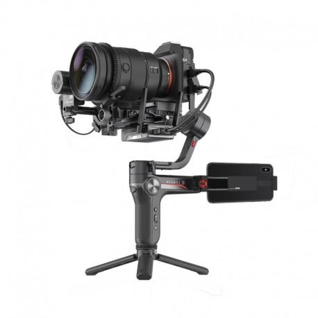 Zhiyun Weebill S Stabilisateur pour caméras hybrides