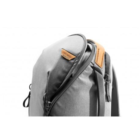 Peak Design BEDBZ15AS2 Sac à dos gris 15L Everyday Zip