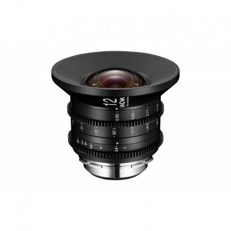 Laowa 12mm T2.9 Zero-D Cine PL