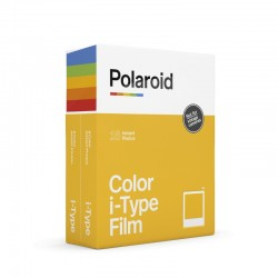 Double pack 16 film couleur pour appareils Polaroid i-Type