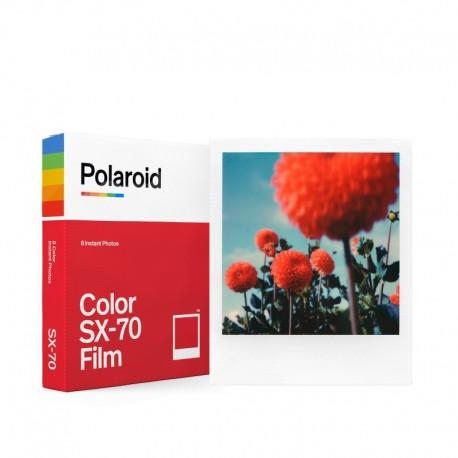 8 poses couleur pour appareils photo instantanés Polaroid SX-70