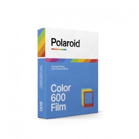 8 poses couleur cadre couleur pour Polaroid 600