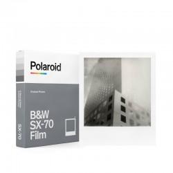 8 poses noir et blanc pour appareils instantanés Polaroid SX-70