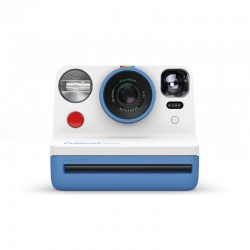Polaroid Now appareil photo Blanc Bleu