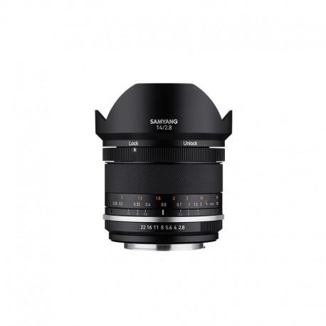 Samyang MF 14mm F2.8 MKII Sony E