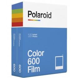 Double pack 16 films couleur couleur pour Polaroid 600