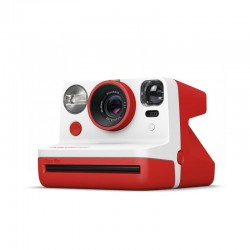 Polaroid Now appareil photo Blanc Rouge