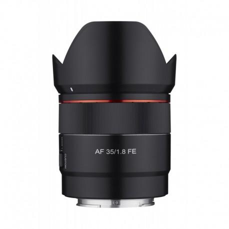 Samyang AF 35mm F1.8 compatible Sony FE