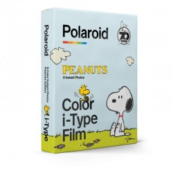 8 poses film couleur i-Type collection limitée Snoopy Peanuts