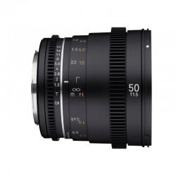 Samyang VDSLR 50mm T1.5 MK2 Sony E