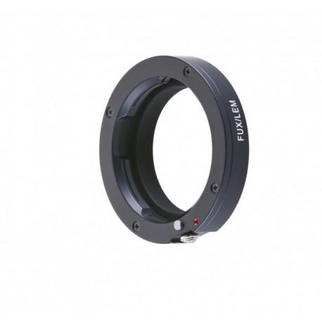 Bague Novoflex Fuji X pour objectifs Leica M Ref FUX-LEM