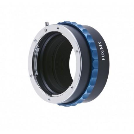 Novoflex FUX/NIK Bague Fuji X pour objectifs Nikon 4030432741093