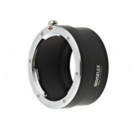 Bague adaptatrice Novoflex Sony Nex pour objectifs Leica R